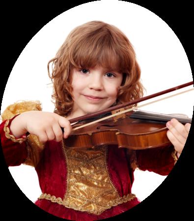 children-playing-violin